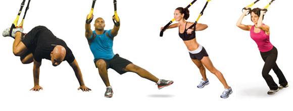 TRX träningsband för slingträning