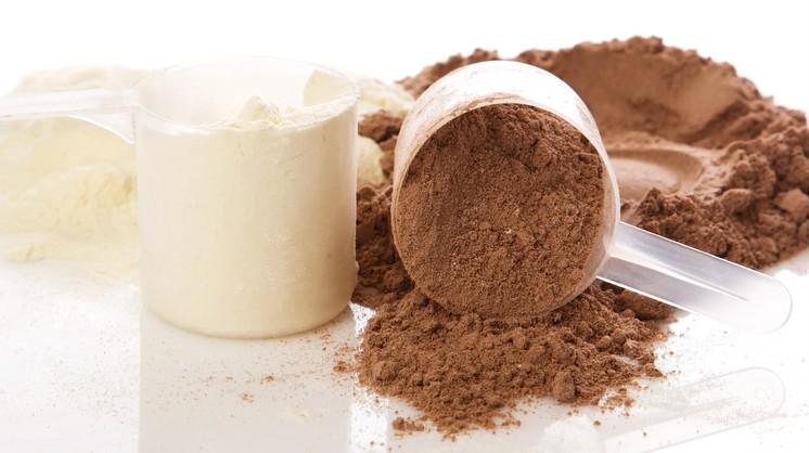 Proteintillskott pulver